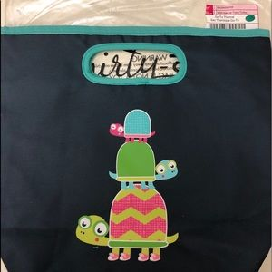 Thirty One Go To Thermal NAVY w/ TOPSY TURTLES NIP
